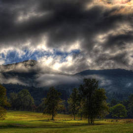 Greg and Chrystal Mimbs - Living In The Clouds of Western North Carolina
