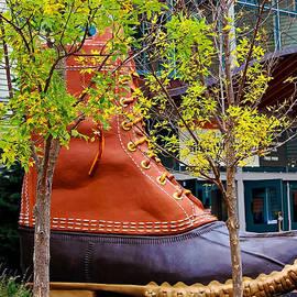 Catherine Melvin - LL Bean Boot