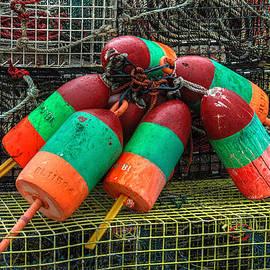 Lobstah Bouys by Michael Kirk