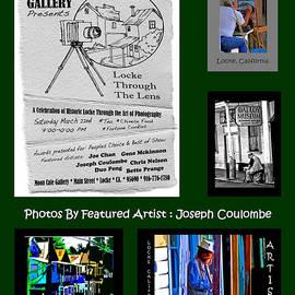 Joseph Coulombe - Locke Through The Lens