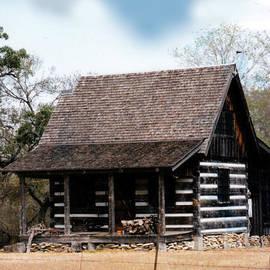 Glenn Aker - Log Cabin in Texas