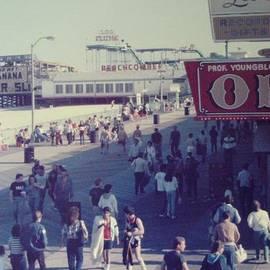 Joann Renner - Log Flume Funtown Pier Seaside Heights NJ