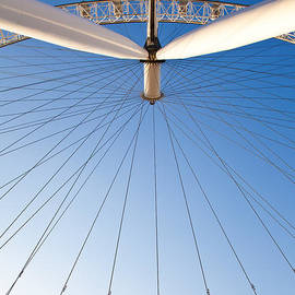 Adam Pender - London Eye Geometry