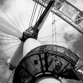 Vera Icon Fine Art - London Eye