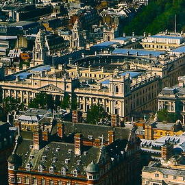 London Overview by Denise Mazzocco