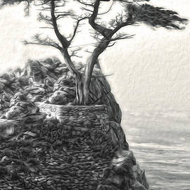 Lone Pine by Gregory Dyer