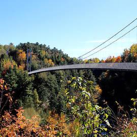 Julien Boutin - Longest suspended footbridge in the world