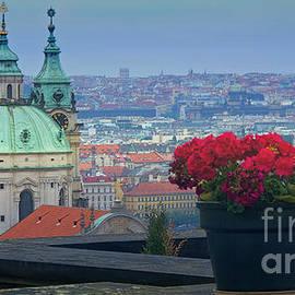 Ann Horn - Looking Over Prague Again