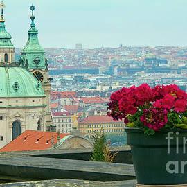 Ann Horn - Looking Over Prague