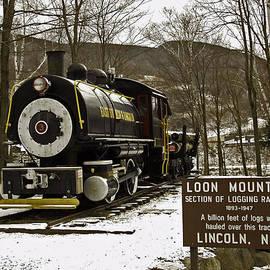 Richard Cox - Loon Mountain Logger