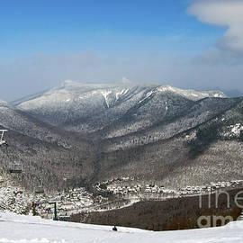 Glenn Gordon - Loon Mountain Ski Resort White Mountains Lincoln NH