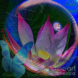Lotus Flower Energy by Joseph Mosley
