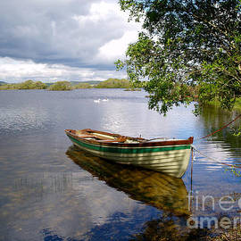Alex Cassels - Lough Corrib in Connemara