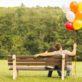 Love and Balloons by Diane Diederich