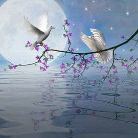Nina Bradica - Love Birds by the Light of the Moon-2