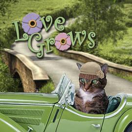 Love Grows by Kathy Tarochione