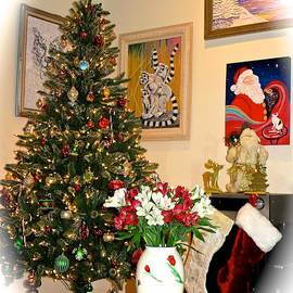 Phyllis Kaltenbach - Love in Our Hearts and Santa in the Corner