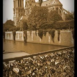 John Malone - Love Locks in Paris