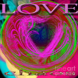 Love Over Chaos by Clayton Bruster