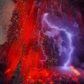 Catherine Lott - Love Struck Volcanoe
