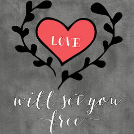 Love Will Set You Free by Tara Moss