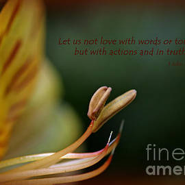 Love With Action by Sandra Clark