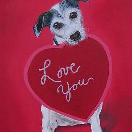 Love You by Sharon Duguay