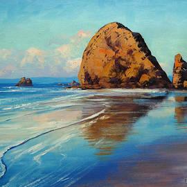 Graham Gercken - Low Tide Oregon