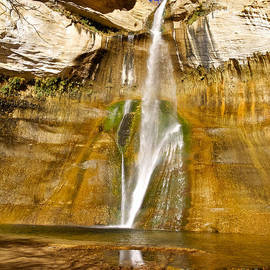 Alex Cassels - Lower Calf Creek Falls