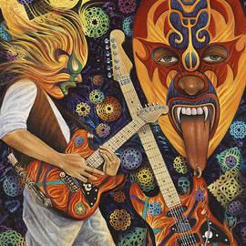 Lucha Rock by Ricardo Chavez-Mendez