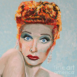 Lucille Ball Portrait