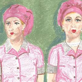 Jami Cirotti - Lucy and Ethel