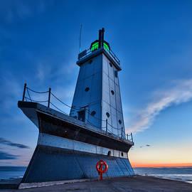 Sebastian Musial - Ludington Lighthouse