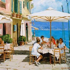 Michael Swanson - Lunch in Portofino