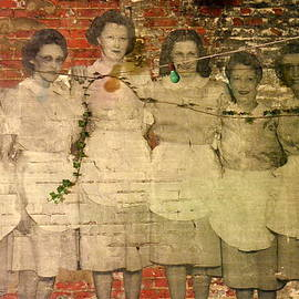 Lunch Ladies by Kathy Barney