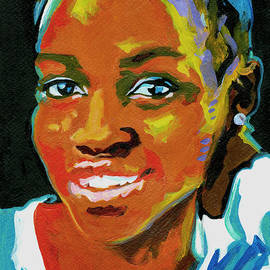 Tanya Filichkin - Lupita Nyongo. Woman of the Year