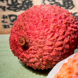 Lychee Fruit by Jim DeLillo