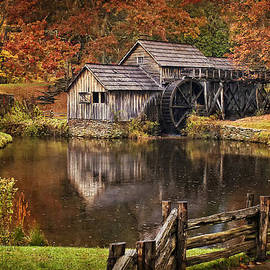 Mabry Mill by Priscilla Burgers