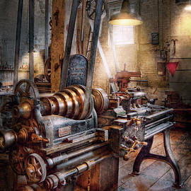Machinist - Fire Department Lathe