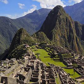 Machu Picchu by Doug Matthews