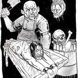 Alaric Barca - Mad Butcher
