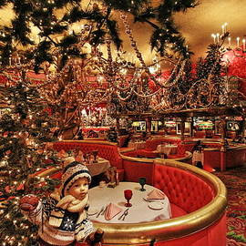 Madonna Inn Christmas by Richard Cheski