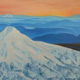 Dorothy Merritt - Majestic Mount Hood