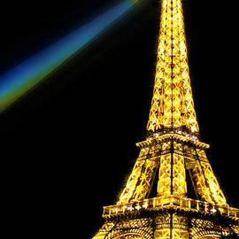 Magical Eiffel Tower.Paris by Jennie Breeze