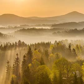 Jan Stria - Magical Sunrise