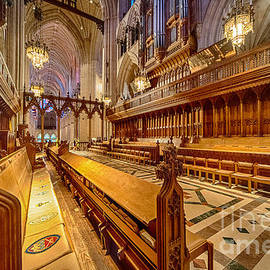 Magnificent Cathedral I by Ray Warren