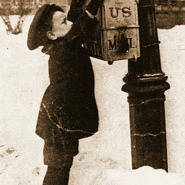 Mailing Letters 1880
