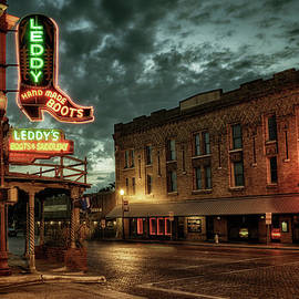 Main and Exchange by Joan Carroll