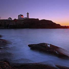 Juergen Roth - Maine Cape Neddick Nubble Lighthouse