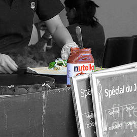 Making Montreal Crepes by Nina Silver